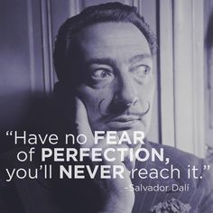 Salvador Dalí | 14 Excellent Pieces Of Advice Every Artist Should Remember