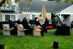 11 Houses That Are Clearly Winning At Halloween. AMAZING!   nexter
