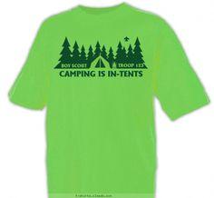 ded013c1 Boy Scout™ Troop Design SP5008 Boy Scout Shirt, Customizable Shirts, Boy  Scouts,