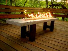 3 Vigorous Cool Tips: Fire Pit Photography Winter Weddings fire pit party roasting marshmallows.Fire Pit Gazebo How To Build fire pit backyard patio. Fire Pit Art, Deck Fire Pit, Fire Pit Decor, Glass Fire Pit, Metal Fire Pit, Cool Fire Pits, Fire Pit Backyard, Diy Propane Fire Pit, Backyard Seating