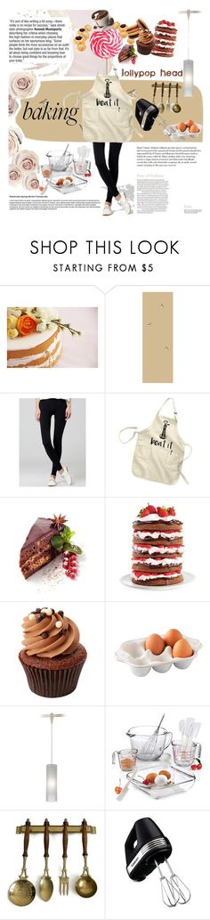 """You Fill My Head With Sweetness"" by kinandung ❤ liked on Polyvore featuring interior, interiors, interior design, home, home decor, interior decorating, Misha, Wilton, Juliska and Anchor Hocking"
