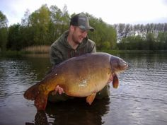 Carp fishing 46lb 2 of stunning English carp Usual excellent tackle and bait combo. ;)