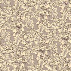 Papel de Parede (A) Floral 3000