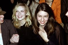 The Best Marc Jacobs Muses of All Time: Winona Ryder, Kirsten Dunst, and More