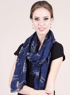 Women's Sailboat and Lighthouse Navy Blue Nautical Fashion Scarf / Shawl / Wrap at Amazon Women's Clothing store: Fashion Scarves, Fashion Scarves, multicolor, formal, dressy scarves, pashmina shawls, shawls, wraps, cute, pretty, unique scarves, holiday scarf, holiday gifts for women, affordable, easy to wear, versatile shawls, designer scarves, stylish, modern, trendy, super soft, best value, great deal, navy blue nautical scarf, boats,