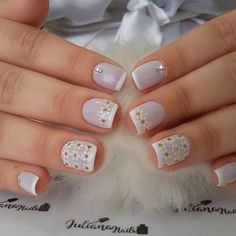 Best Nail Art Designs 2018 Every Girls Will Love These trendy Nails ideas would gain you amazing compliments. Check out our gallery for more ideas these are trendy this year. Stylish Nails, Trendy Nails, Cute Nails, Best Nail Art Designs, Beautiful Nail Designs, Pretty Nail Art, Cool Nail Art, Hair And Nails, My Nails