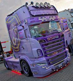 Trucks and Trailers Show Trucks, Used Trucks, Big Rig Trucks, Dodge Trucks, Custom Big Rigs, Custom Trucks, Custom Cars, Train Truck, Cab Over