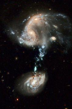 Galaxy Collisions.