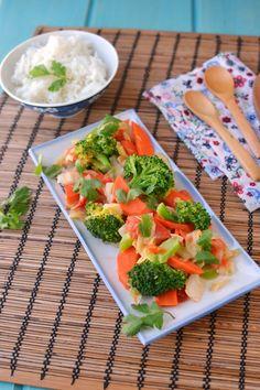 Mizoram -- Chhum Han (Steamed Mixed Vegetables)