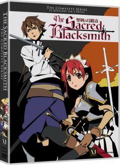 Sacred Blacksmith DVD Complete Series (Hyb) #RightStuf2013