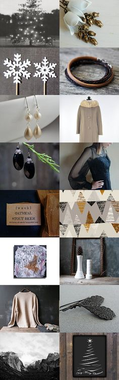 Winter Blooms by Annie on Etsy--Pinned with TreasuryPin.com