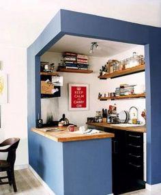 Almacenaje en cocinas pequeñas                                                                                                                                                                                 Más