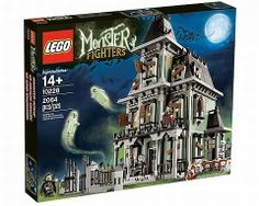 LEGO Monster Fighters Haunted House 10228 http://toysandgames-learningandeducation.blogspot.com/ #toys, #games #video_games #bikes #learning_toys #baby_toys #outdoor_play #riding_toys #swing_sets #gift_ideas #birthday_shop #LEGO_Chima