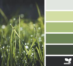 { color dew } image via: @pivnaya_feya_ More color inspiration http://www.wonenonline.nl/interieur-inrichten/kleuren-trends/