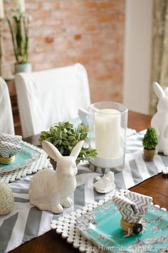 3 Tips for Creating an Effortless Easter Tablescape