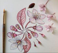 Cute watercolor