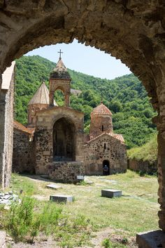 Armenian History, Armenian Culture, Abandoned Churches, Old Churches, Sacred Architecture, Church Architecture, The Beautiful Country, Beautiful Places, Famous Armenians