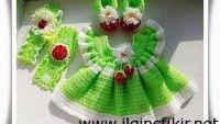 Bebek Elbise Modelleri Örnekleri
