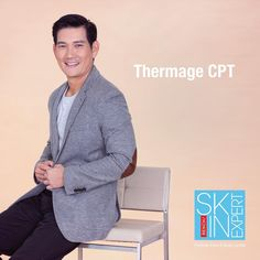 Richard Yap for Beauty Regimen, Face And Body, Did You Know, Knowing You, Suit Jacket, Bench, Lifestyle, Fitness, Fashion