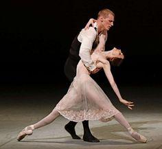 Svetlana Zakharova and Edvin Revazov  La Dame Aux Camelias  Credits to Hamburg Ballet (?)