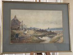 Wonderful 19th Century J Morris Framed And Glazed Watercolour  | eBay