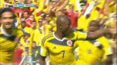 Colombia-Grecia 3-0