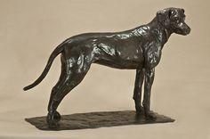 Serengetti, bronce a la cera perdida, 75x103x40cm, 2009.  www.duchini-zurbaran.com.ar