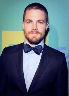 Stephen Amell - CW Upfronts