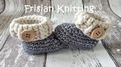 Bekijk dit items in mijn Etsy shop https://www.etsy.com/nl/listing/469629157/gehaakte-baby-schoentjes-crochet-baby