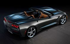 More 2014 Chevy Corvette Convertible Photos Revealed Prior to Geneva Debut - WOT on Motor Trend