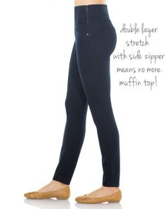 Skinny jeans by Spanx? YES!
