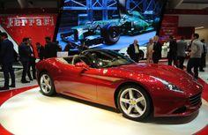 The 2015 Ferrari California T.