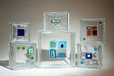 briques-de-verre-variantes-décoratives-de-pavés-de-verre