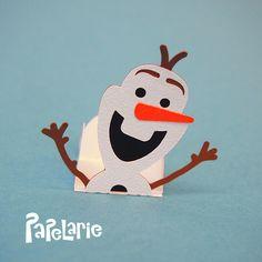 Forminha do Olaf!