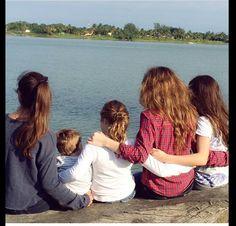 """¡LA FAMILIA ES LA FAMILIA...!""""Nostalgia"""".... Mis nietos....  ☺️ la nostalgia es """"el amor que permanece..."""" ¡¡¡Me hacen tan feliz!!!"""
