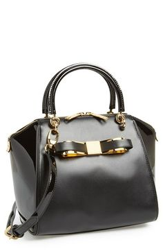 Free shipping and returns on Ted Baker London Small Leather Tote at Nordstrom.com. A polished bow adds modern elegance to a structured tote that's the perfect about-town companion, while an optional crossbody strap offers styling versatility.