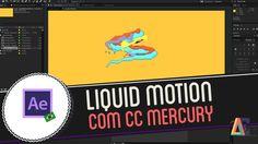 Nesta videoaula vamos explorar uma técnica de Liquid Motion com o efeito CC Mercury. Faça o download do projeto desta videoaula. http://aedicas.com/?p=5511 A...