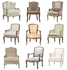 designthusiasm 10 Affordable French Country Chairs http://designthusiasm.com/10-affordable-french-country-chairs/ via bHome https://bhome.us