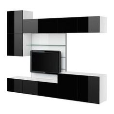 $1365 BESTÅ/FRAMSTÅ/INREDA system - Combinations & Frames - IKEA