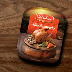 Cafrilosa: Packaging