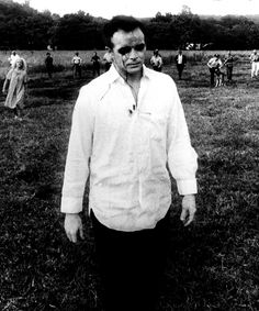 Night of the Living Dead, 1968.  This movie inspired my life long obsession with zombies.