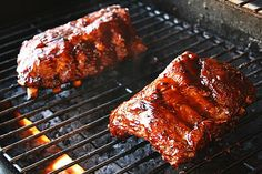 The Comfort of Cooking » Barbecued Baby Back Ribs