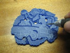 Buckle wax carving tutorial 3 by flintlockprivateer on DeviantArt Dremel Projects, Metal Projects, Wax Ring, Ring Tutorial, Lost Wax Casting, Carving Designs, Flower Fashion, Jewelry Shop, Diy Jewelry