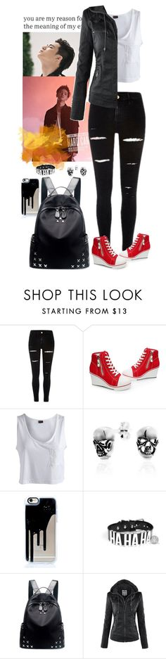 """Hard Carry"" by bts-x-exo-97 ❤ liked on Polyvore featuring Pieces, Bling Jewelry and Chicnova Fashion"
