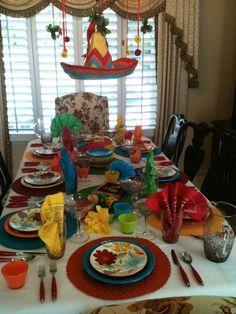 fiesta mexicana | Fiesta Mexicana...Ole!