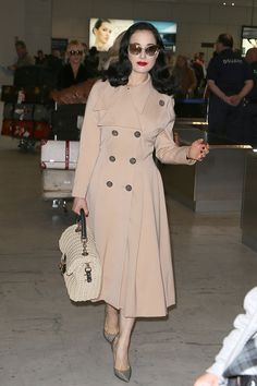 Pin for Later: 91 Style Tips to Steal From the Airport's Best Dressed Celebs