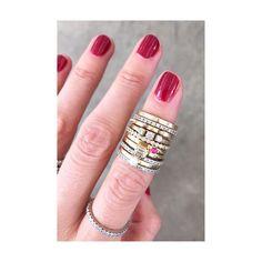 Mix & match❥ #ANINEBING #aninebingjewelry