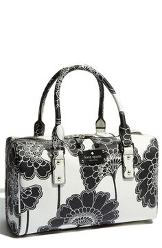 kate spade new york 'japanese floral - melinda' satchel (Nordstrom Exclusive) available at #Nordstrom