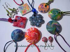 Handmade por Eva Perendreu, bisutería - jewellery