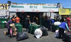 Collecting cans to survive: a 'dark future' as California recycling centers vanish